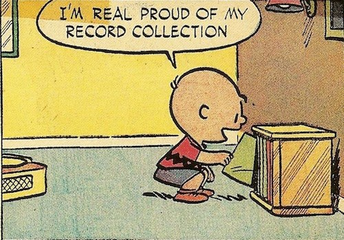 peanuts-vinyl-record-collection