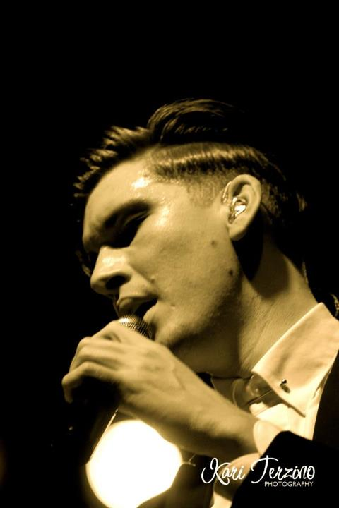 Willy Moon at Schubas-taken by me