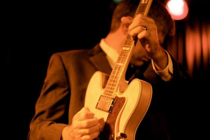 Charlie Wayne of The Congregation at Martyr's