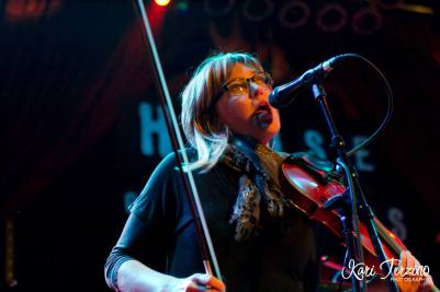 Elizabeth Lindau of Canasta at House Of Blues