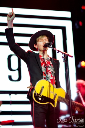Beck at Pitchfork