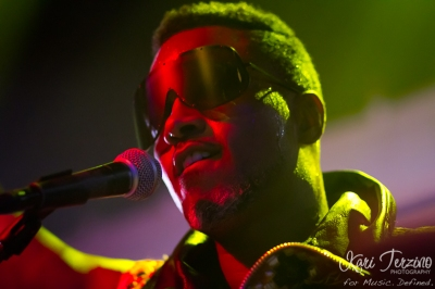 Shabazz Palaces at Lincoln Hall