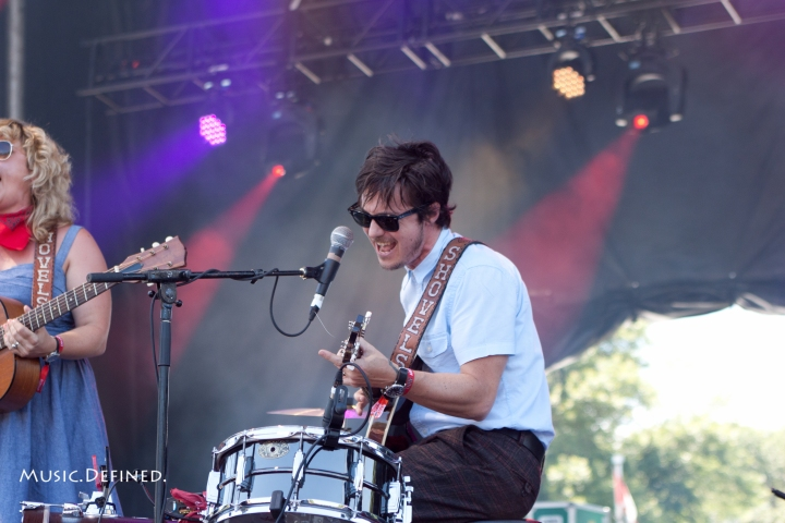 Michael Trent of Shovels And Rope at TURF