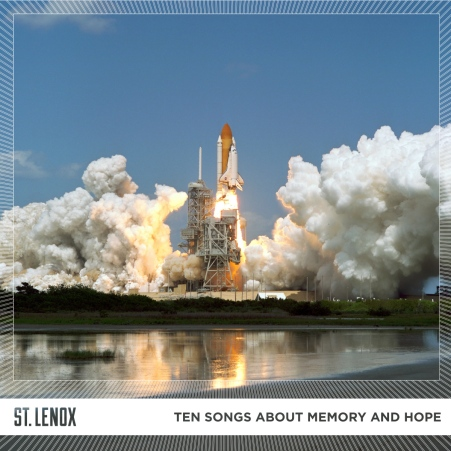 St. Lenox - 10 Songs - Cover